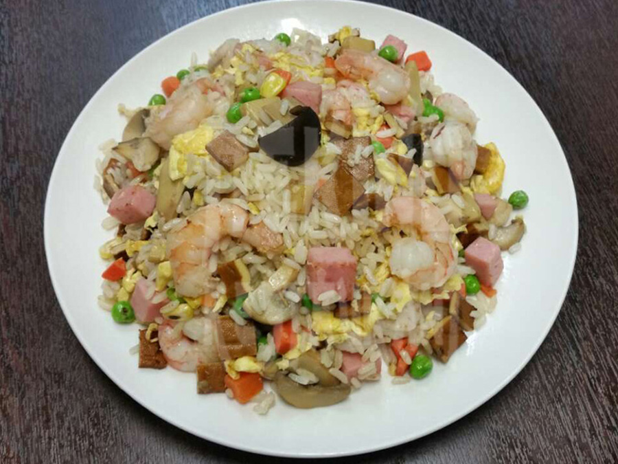 Τηγανητό ρύζι Γιανγκ Τζου