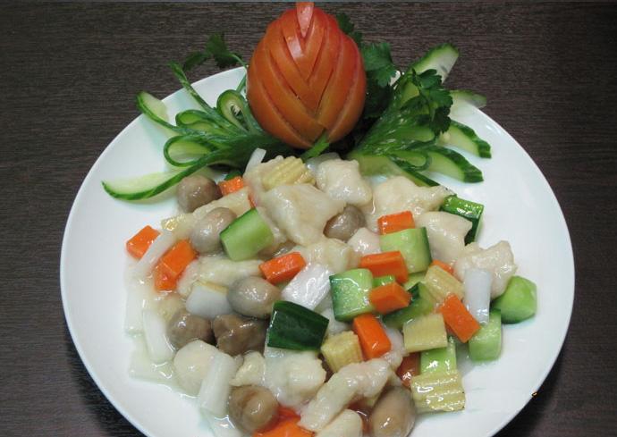 Σολωμός Χουά Τσάο (σε φέτες)