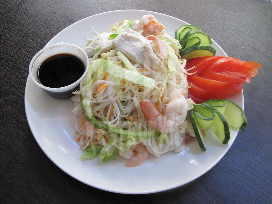 Σαλάτα σπέσιαλ