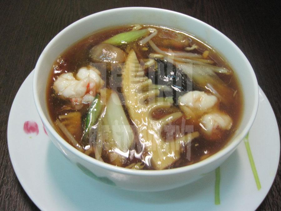 Σούπα σπέσιαλ Πεκίνο