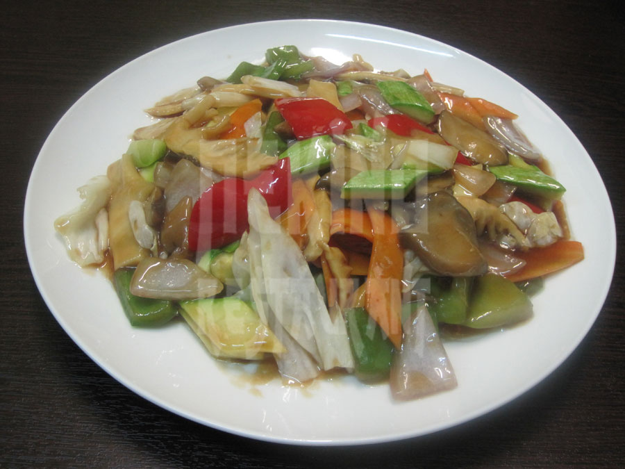 Λαχανικά τσόπσουϊ